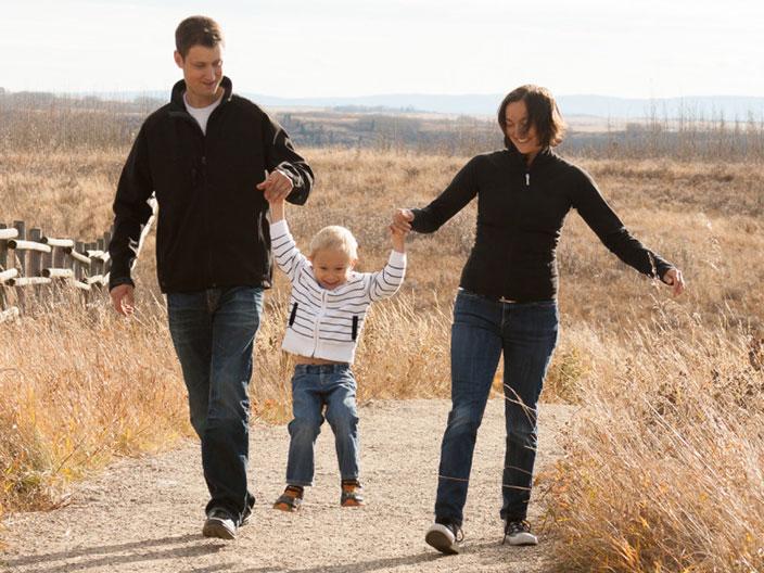 Brandon, Lindy & Xavier